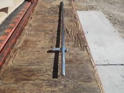 1963 Valiant V200, 4 Door, Right Front Door Stainless Side Molding, Used Parts