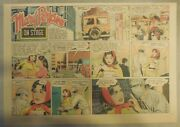 Mary Perkins On Stage By Leonard Starr From 1969 52 Most Tab Size Pages