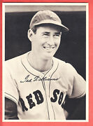1950 Red Sox Team Issued Set Of 25 W/envelope Nm