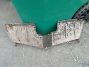 1963 64 65 66 Valiant / Dart A Body Front Frame To Rocker Braces, Used Parts