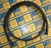 1964-1967 Gm A Body Hood To Cowl Seal. Smooth Rubber As Original. Free Shipping