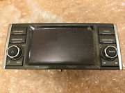 @new 2010-12 Range Rover Hse Gps Navigation Monitor Touch Screen Bh42-10e887-nd@