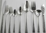 Da Vinci - Engraved Sterling 1967 By Reed And Barton Your Choice Of Pieces