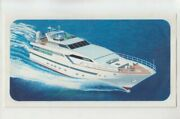 F-ex14594 Artist Drawing Handmade For Stamp Laos Cambodia Ship Yacht. 21x12 Cm.