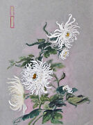 Philip Watts - Flowers 2 - Listed Artist Watercolor - Free Ship In Us