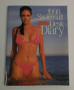 Sports Illustrated 1998 Swimsuit Desk Diary Never Used Excellent Condition