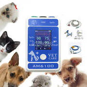 Pet Veterinary Patient Monitor Animal Portable Monitor Am6100 Android Sale Pet