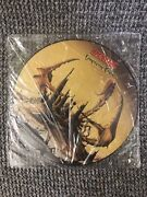 Scorpions Lp Lonesome Crow Picture Disc New Sealed 1982 Hmi Pd2