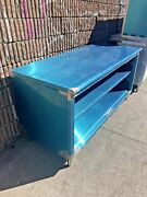 Commercial Stainless Steel 24x120 Storage Dish Cabinet Nsf Approved