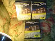 Pro House Flipping Dvd 5 Difference Dvdand039s From Capital Rehab Group See Inside