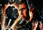 Large Blade Runner Harrison Ford Ridley Scott Canvas Picture Wall Art