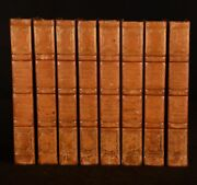 1822 8vol The Poetical Works Of Sir Walter Scott Frontispiece