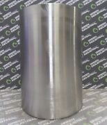 New Weir International Stainless Steel Ash Pump Sleeve 13 L 7-3/4 Id 9 Od