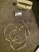 Vintage General Electric Mixer 17m27 Ge W/ Cord And Beaters Tested Works