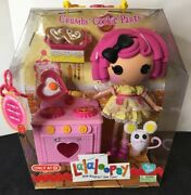 Lalaloopsy Crumbs Cookie Party Full Size Original In Box Rare