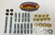 1941 Dodge Brand New Hardware Kit For Intake / Exhaust Manifold Car And Truck 41
