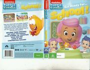 Bubble Guppies-get Ready For School-[4 Episodes]-animated Bg-dvd