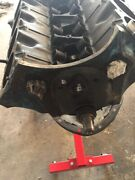1973 Pontiac 400. Block With Crank And Pistons Used. Pick Up Only