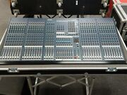 Yamaha Im8-40 40channel Recording, Mixing Console W/ Power Supply And Road Case