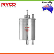 New Ryco Fuel Filter For Mercedes Benz E55 Amg W210 5.5l V8 Part Number-z626