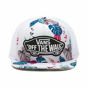 Off The Wall Womenand039s Leila Hurst Trucker Hat Cap - Floral