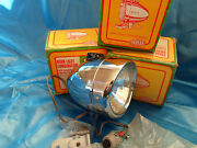 Vintage Nos Bicycle Battery Horn Light''onward Big''for Raleigh Schwinn Bicycles