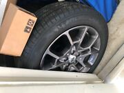 Dodge Charger Wheel And Tire Set Of Four