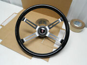 Real Gm 1970 - 75 Olds Cutlass Original Steering Wheel Hub And Horn Assembly 442