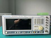 1pc 100 Test Rohde And Schwarz Smiq03b 300khz-3.3ghz  By Dhl Or Ems P6174 Yl