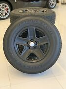 Genuine Mopar Jeep Wheel 17 Mojave Wheels And Tires Set Of 4 W Free Shipping