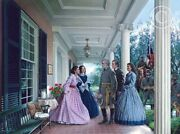 John Paul Strainand039s The Charming Lucy Buck At Bel Air 1863