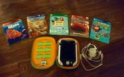 2013 Leapfrog Leappad Ultra Learning Tablet Model33200 With 5 Books And 7 Games