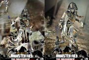 Coomodel X Ouzhixiang 1/6 Monster Files The Mummy Figure Toy Deluxe Ver. Instock