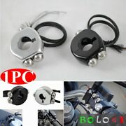 1 Inch Cnc M-switch Control Motorcycle Handlebar Button Latch For Cafe Racer