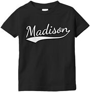 Madison City Pride Wisconsin City Of Four Lakes Madtown Mad City Infant T-shirt