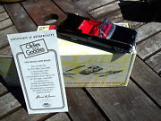 Matchbox 1959 Cadillac Coupe Deville Convertible, Diecast, Mib With Coa