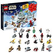 Lego Star Wars 2018 307 Pieces Kids Building Toys Advent Calendar Holiday Gift
