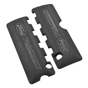 2011-2017 Ford Racing Mustang Gt 5.0 Black Etched Aluminum Engine Coil Covers