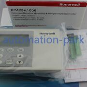 New Honeywell R7428a1006 Temperature And Humidity Controller Dhl Free Shipping
