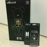 Be@rbrick X Bts 400 And 100 Fan Club Army Medicom Toy Bearbrick From Japan New