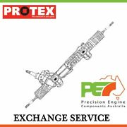 Reman Oem Steering Rack Unit For Mercedes Benz E230 W210 4d Sdn Rwd.-exch