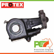 2xprotex Drum Brake Shoes Slack Adj - Automatic For Isuzu Gigamax Exy52 2d 6x4
