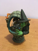 The Witch Watches From Wizard Of Oz By The Franklin Mint