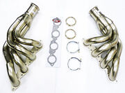 Maximizer Performance Header Big Block Up And Forward For Chevy Turbo Manifold