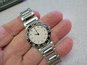 Mint Bulgari Bvlgari Stainless Steel Womanand039s Watch Model Bb 26 Ss Make Offer
