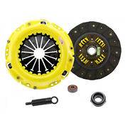 Act Perf. Street H Duty Clutch For Seat Leon Cupra R 1m1 1.8t 6spd And Flywheel