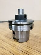 Seco Hsk 100a Face Mill Adapter // E9306 5525 2250 // Ips 310