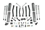 Bds 4 Lift Kit With Nx2 Shocks For 2012-2017 Jeep Wrangler Jk 2 Door 4wd