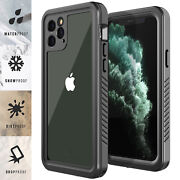 For Apple Iphone 11 / 11 Pro Max Life Waterproof Case Cover W/ Screen Protector