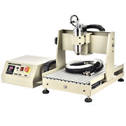 Cnc 3040 Router Engraver 400w 800w 3/4 Axis Wood Pcb Engraving Drilling Machine